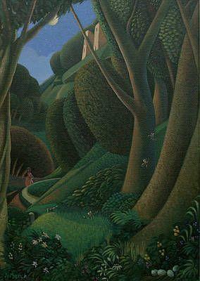 British Artist Jo MARCH-The Collector