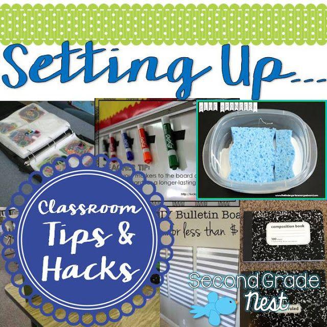 Classroom Decor Hacks ~ Best classroom organization images on pinterest