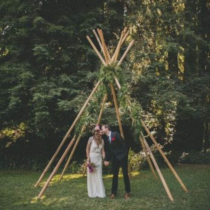 Tipi Wedding Hire For A Special, Unique Experience