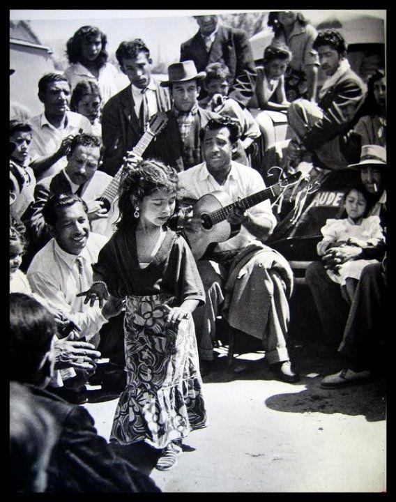 Little dancing gypsy girl (MATEO-MAXIMOFF) #cigani #gypsy
