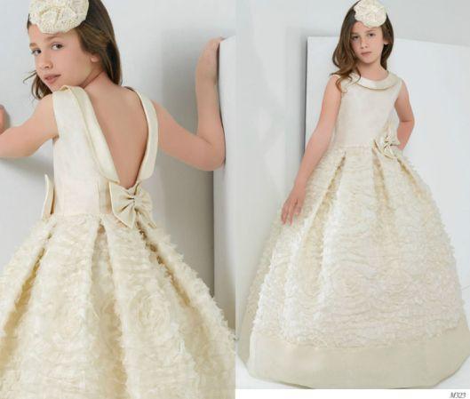 Moda Adolescentes y Niños Elegancia Estilo: Trajes de Comunion de Niña 2013 El Corte Ingles,