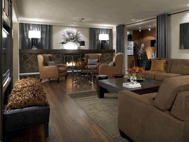 110 best Rec Rooms images on Pinterest Rec rooms Basement ideas