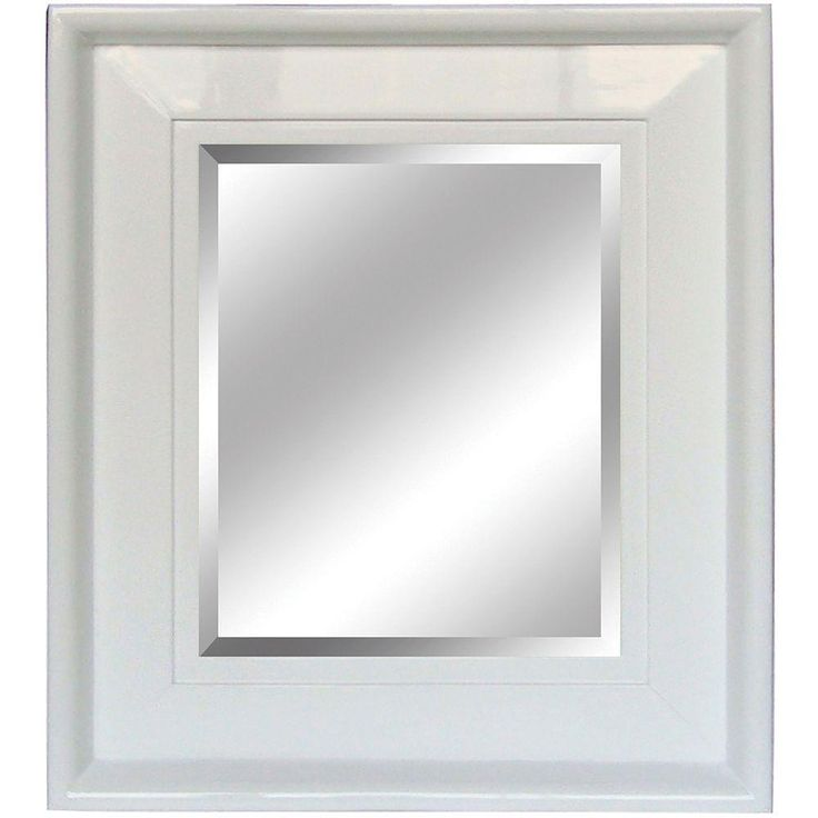 Rectangular Decorative White Framed Mirror. 1000  ideas about White Framed Mirrors on Pinterest   Toms outlet