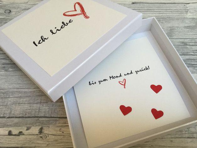 Valentinsbox '...bis zum Mond...'