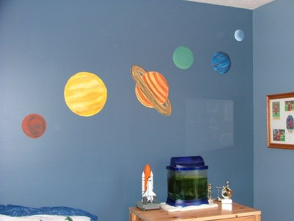 68 best Home: Kids Spaces - Outer Space images on Pinterest | Kid ...