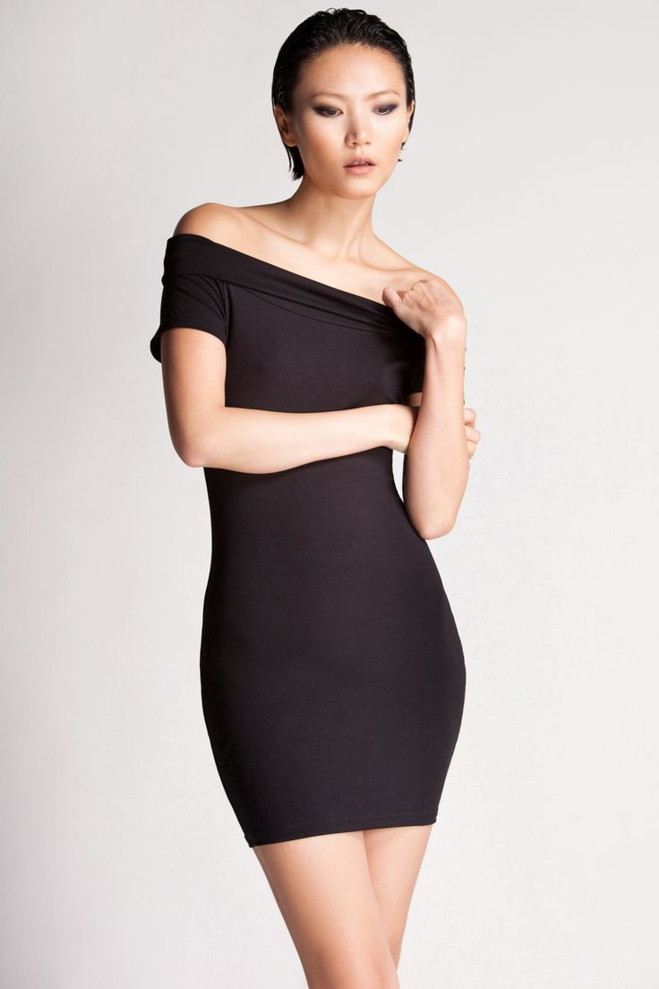 Some rules are made to be broken in fashion, but one thing never changes, and that's the love for the little black dress. Invest in a timeless RIEN piece.