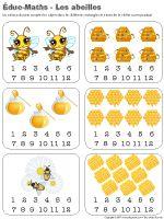 Éduc-Maths - Les abeilles