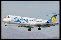 Allegiant Air for cheap flights from Idaho Falls