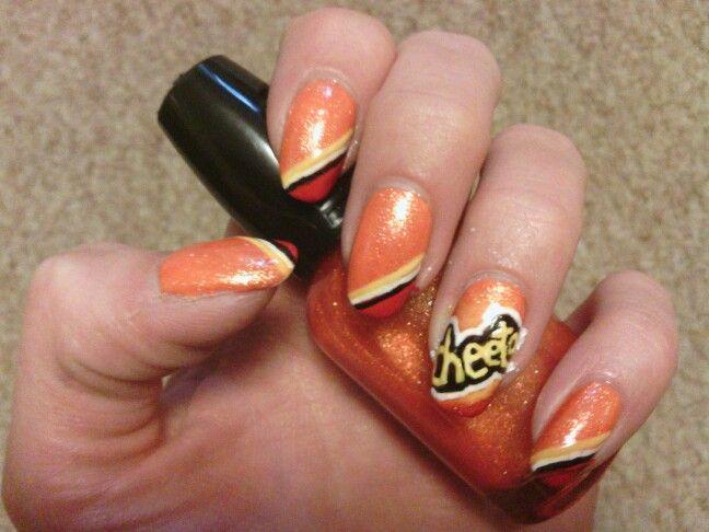 Cheetos :)