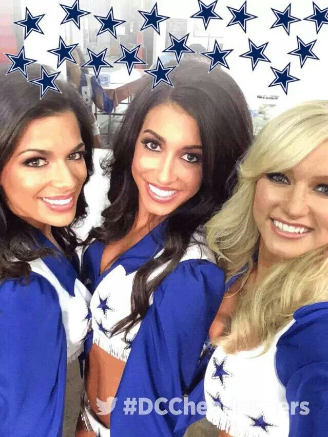 ✭ Dallas Cowboys Cheerleaders ✭
