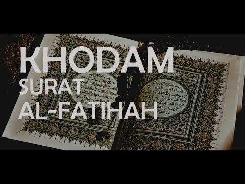 Cara Menguasai Ilmu Khodam Al Fatihah Untuk Kerezekian dan