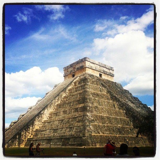 Zona Arqueológica de Chichén Itzá nel Tinum, Yucatán