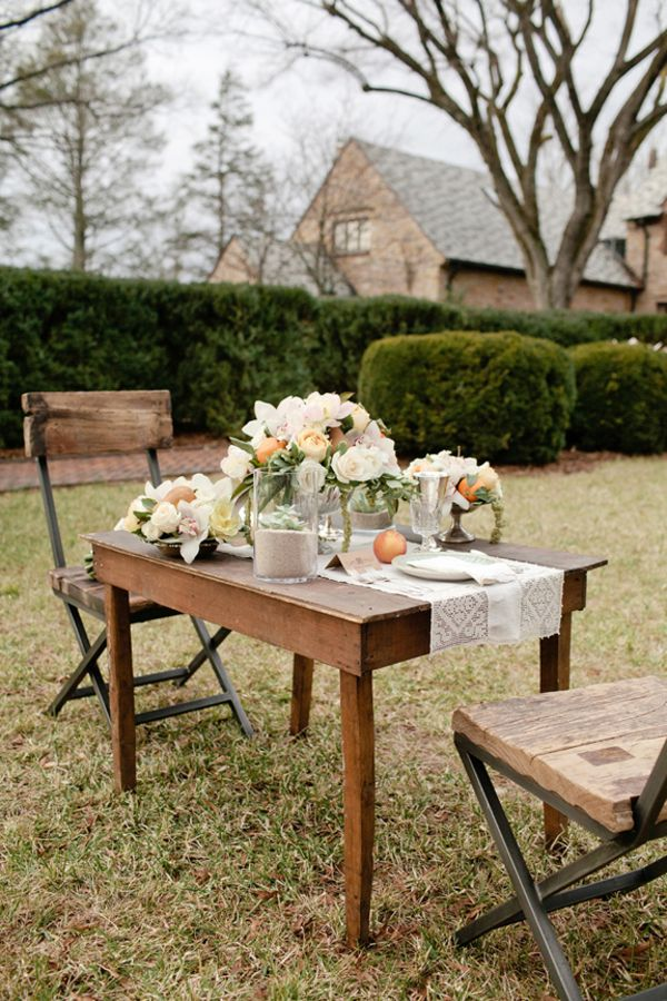 mock up dining table