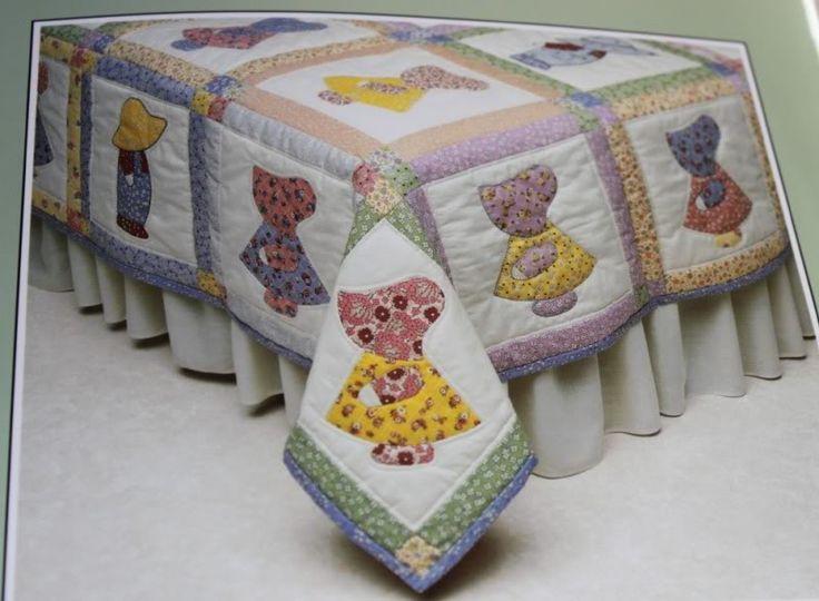 Sun Bonnet Sue Quilt Patterns Free The Manufacturer