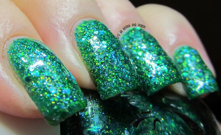Comet Lulin swatched by @graciezac