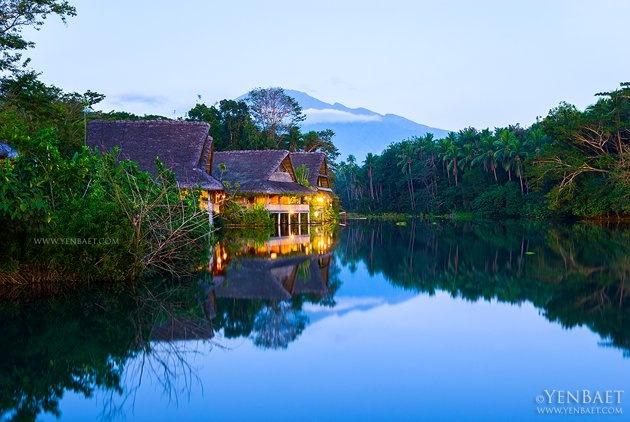 Villa escudero a coconut plantation and resort in quezon for Villa escudero resort with the waterfalls restaurant in philippines