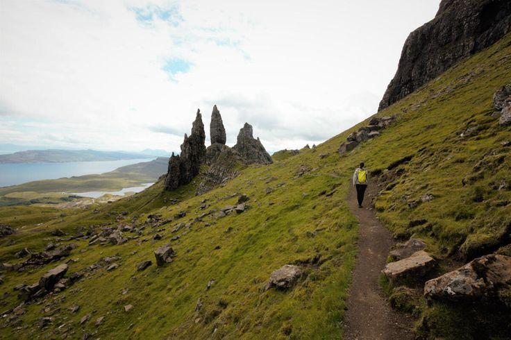Voyage en Ecosse : direction Isle of Skye  #ECOSSE #SCOTLAND #PONT #ROUTE #randonnée #trek #hike  http://www.bien-voyager.com/roadtrip-ecosse-isle-of-skye/