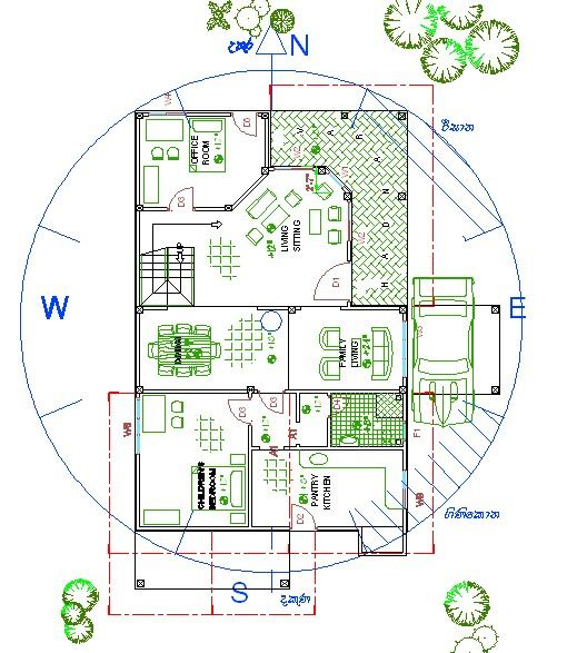 Maharishi Vastu Home Plans