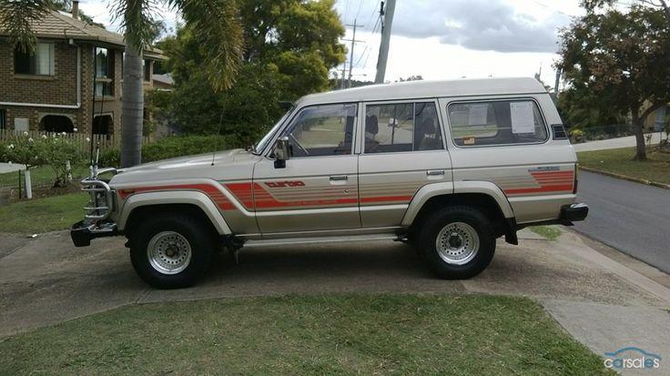 Toyota Trucks For Sale >> For Sale in Australia: 1988 Toyota Landcruiser HJ61RG Sahara - Everything FJ60   HJ61 ...