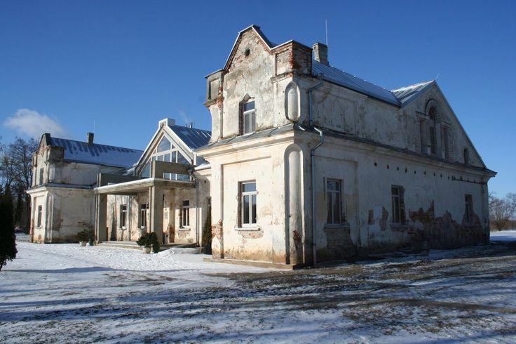 Babtyno-Zemaitkiemio dvaras I Manor in Lithuania