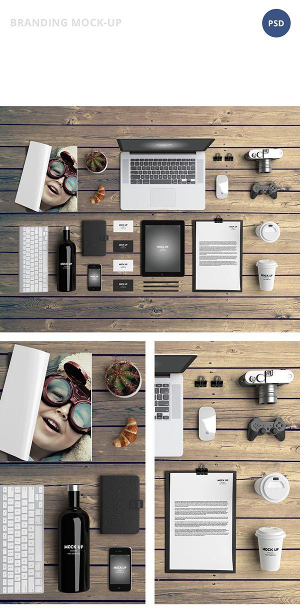 FREE | Branding Mock-Up (63.88 MB) | savethegraphics.com