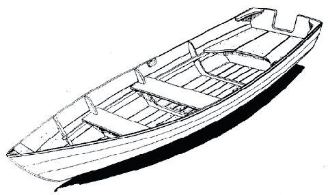 Vintage Duck Boat Plans Favorite Plans Clip Art