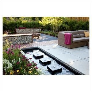 mini piscine mini jardin la jument verte garten balkon pinterest balkon und g rten. Black Bedroom Furniture Sets. Home Design Ideas
