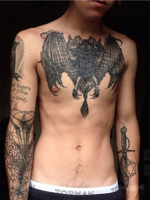 Tattoos For Women Chest Tattoos For Women Chest Tattoo Men Chest Tattoo
