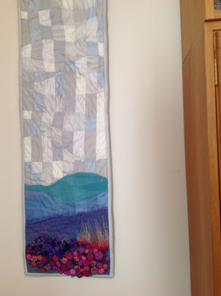 Wall panel by Margaret Roberts