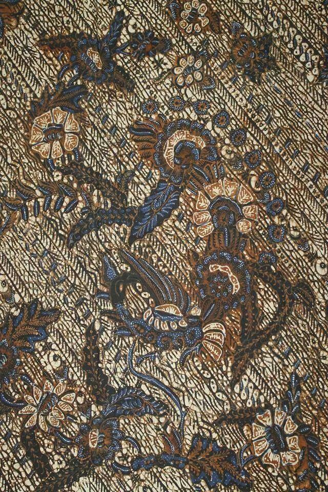 Beautiful East Java Batik Design