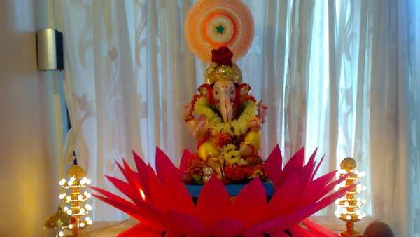 Tips To Brighten Up Your Home For Ganesh Chaturthi , http://bostondesiconnection.com/tips-brighten-home-ganesh-chaturthi/,  #GaneshChaturthi #TipsToBrightenUpYourHomeForGaneshChaturthi
