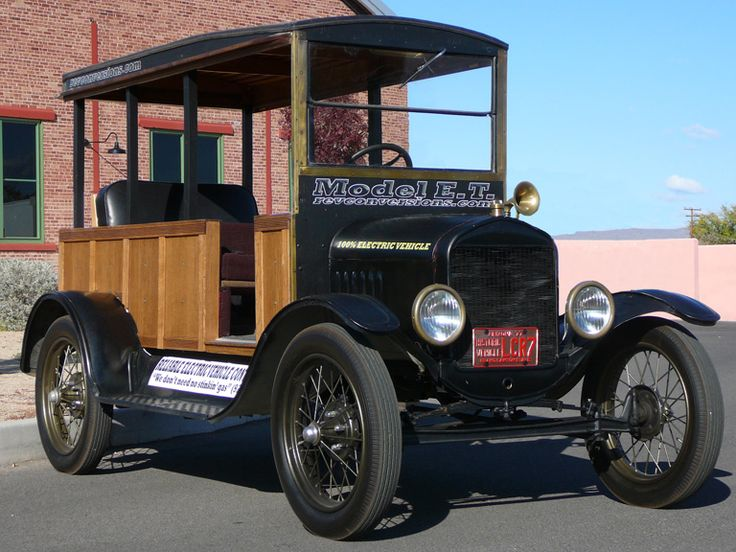 EV Source - Model T Electric Conversion kit