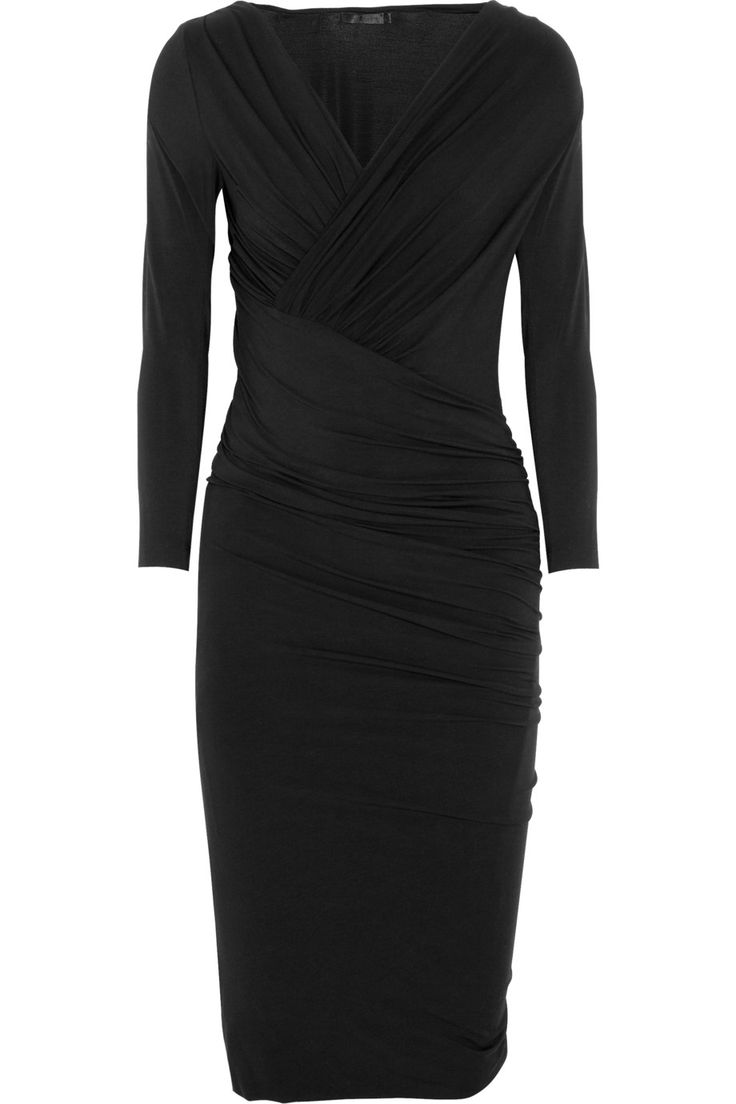 Black dress we heart it - Donna Karan My Mother Had A Dress Like This Circa 1960 She Called It Her Jackie