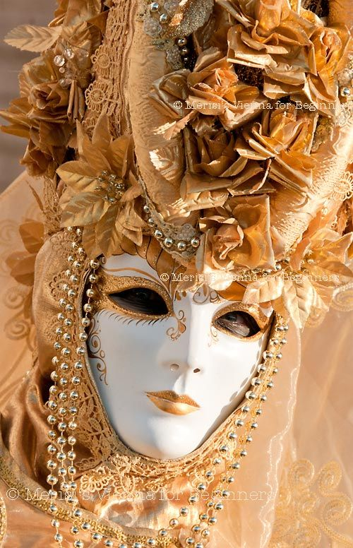 Merisi's Vienna for Beginners: Venetian Carnival - Ritratti di DonneMerisi's Postcards from Venice