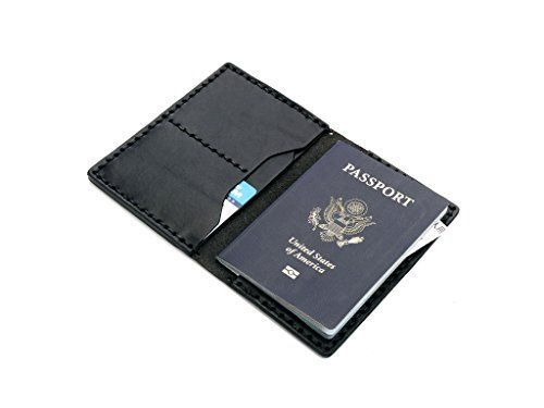 #Billykirk No. #153 #Passport #Wallet Perfect for foreign currency, train tickets, hotel reservations, and stamps Hand-stitched with heavy waxed cording Two Interior slots for credit cards and large side pocket https://travel.boutiquecloset.com/product/billykirk-no-153-passport-wallet/