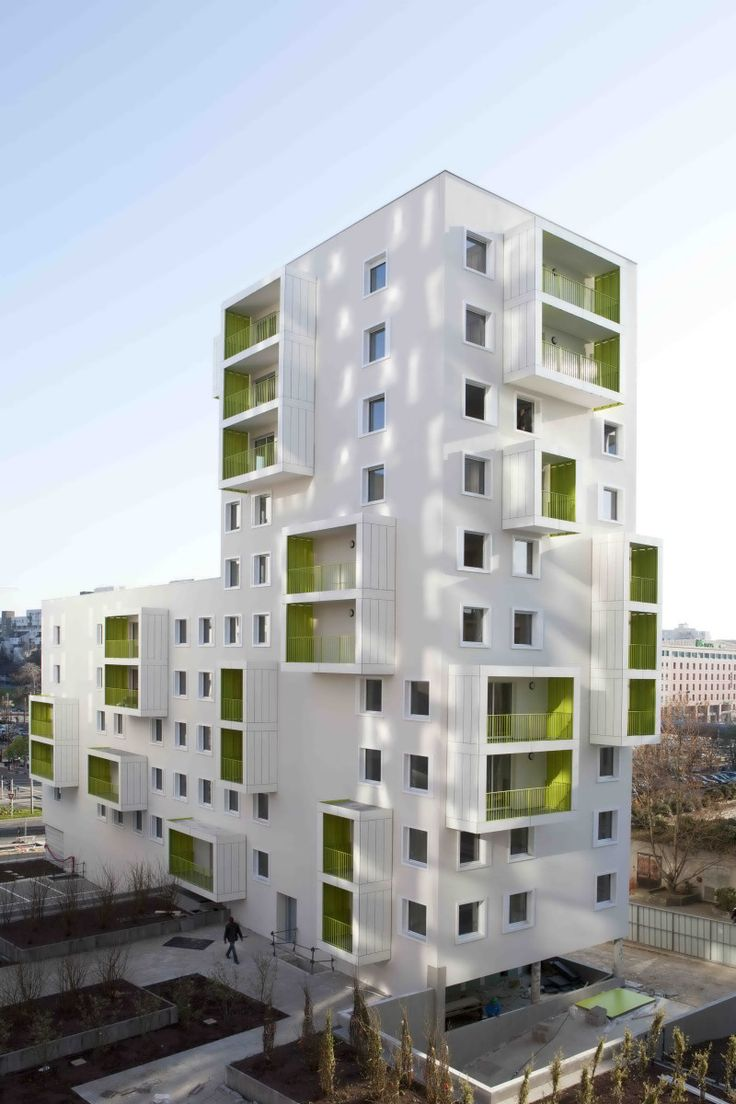 Evry's project \ Beckmann-N'Thepe Architects