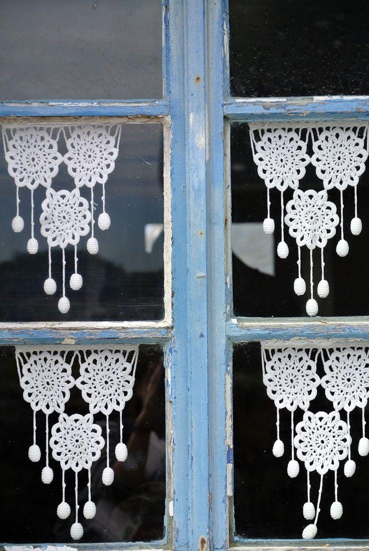 PAS DE TUTO Ouessant #1 ♦ Souvenirs de Bretagne... rideaux de rêve ! Finistère Bretagne