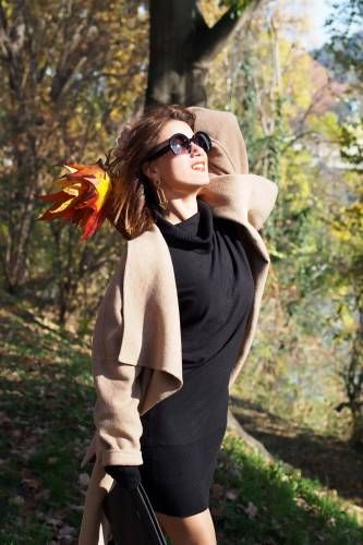 Welcome autunno #blogdimoda #moda #parco #fashion #photo  www.modablogger.eu