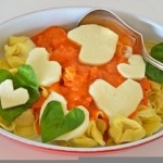I Love You So Tortelloni-os from the Kids Cook Monday with Somebody Loves you Mr. Hatch - a great kids book club recipe + activity + conversation starters and discussion questions