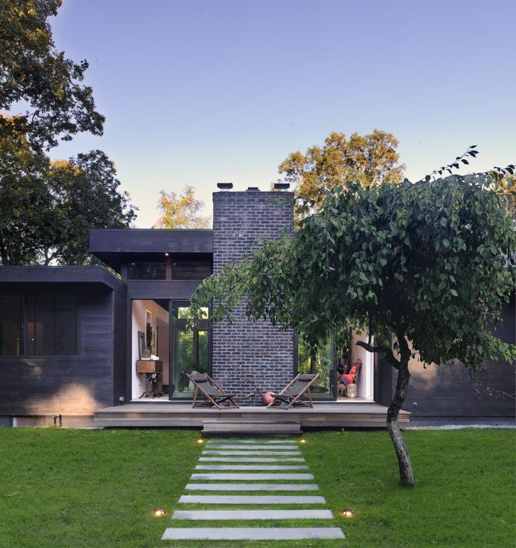 gallery of robins way bates masi architects 9 - Architectural Home Design Styles
