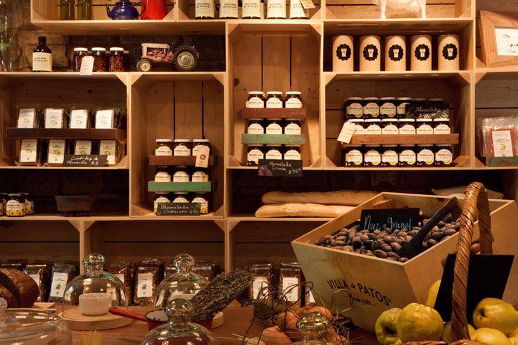 Decorar con cajas de frutas ideas para una tienda - Articulos para decoracion escaparates ...