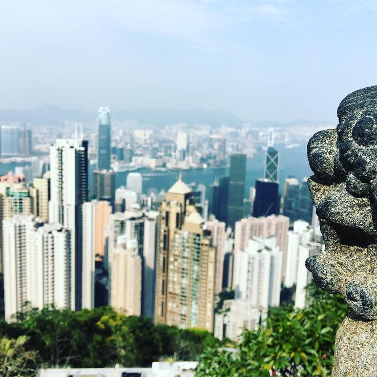 Hong Kong. Victoria Peak. Great weather today. Good to break up the snowy winter in Toronto for a while.  #hongkong #victoriapeak #victoriapeakhongkong #aerielview#iphone6splus#iphonephotography #iphone6splusphotography by rinec Follow @cutephonecases: iPhone 6S Plus Photography http://ift.tt/1JPQ2G2 to see more: #iPhone6SPlus #Photography #Photographer #Photo #Photos #Picture #Pictures #Camera #Only #Pic #Pics.