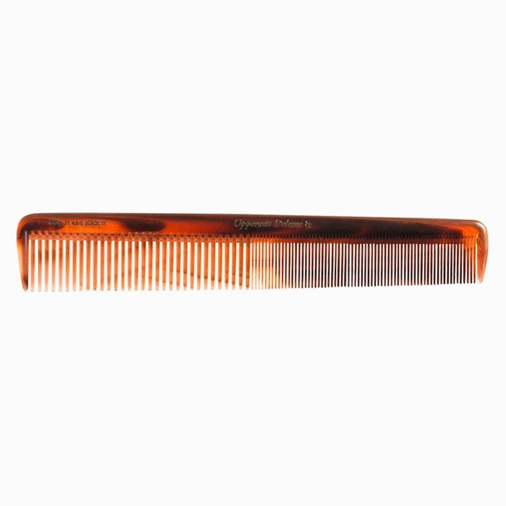 Uppercut Deluxe Comb Tortoise Shell Gold