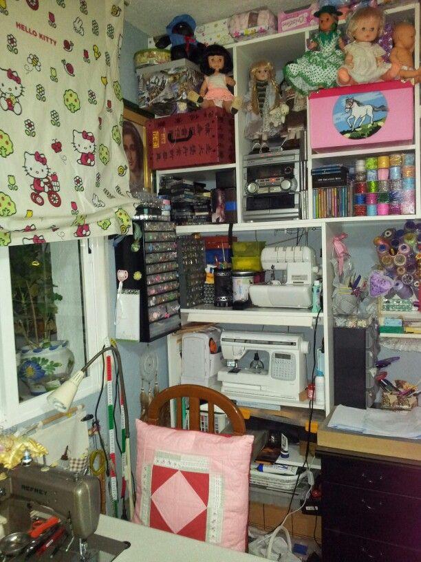 Mi habitacion de costura