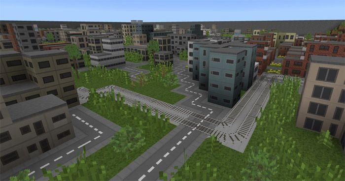 As its name suggests, Mini Town has been known as the smallest city in the world of Minecraft Pocket Edition. Although it is small, it's worth trying for many good reasons. You will find all of the blocks in this game are useful. They can be used to set up miniature skyscrapers or even build... http://mcpebox.com/mini-town-creation-map-minecraft-pe/