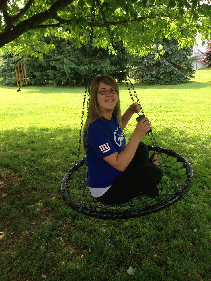 Hula Hoop Swing Outside Pinterest Swings Hula Hoop