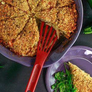 Zucchini, Tomato, Potato Pie - Food & Recipes   Cooking   Rachael Ray Show