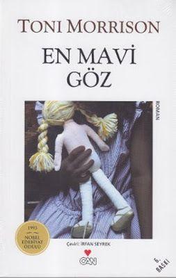 En Mavi Göz - Toni Morrison PDF e-Kitap indir
