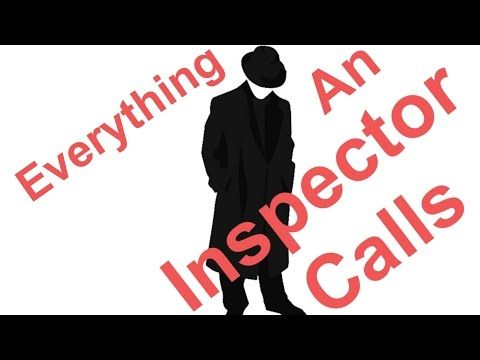 An Inspector Calls by JB Priestley: Everything you need to know about it for GCSE - YouTube