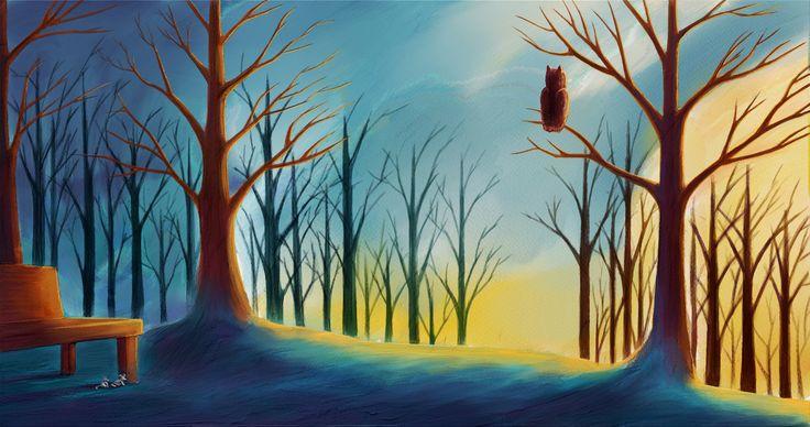 Mysterious forest. Загадочный лес. Буду рад Вашим лайкам и комментариям. Please like and leave comment ))) I'll be happy to your like))) #art#cgart#draw#drawing#sketching#sketch#digitalart#cg#paint#painting#digitalpainting#draft#desing#2d#picture#color#computergraphics#composition#canvas#shade#graphics#almaty#kz #рисование#картинки#эскизы#наброски#скетчи#иллюстрации#дизайн#зарисовки#арт#цвет#композиция#холст#искусство#творчество
